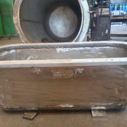 Vasca 500Litri Magnesio Ferro